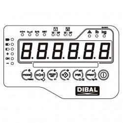 Waga Dibal DMI-610