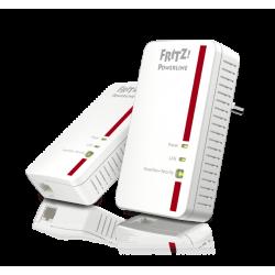 LAN przez sieć elektryczną AVM FRITZ! Powerline 1000E Set
