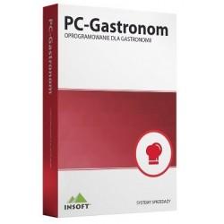 PC-Gastronom Net – stanowisko kasowe POS dla gastronomii dla placówki zarządzanej centralnie w sieci