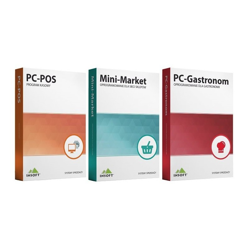 PC-POS 7 / Mini-Market / PC-Gastronom – CashBack