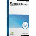 Konsola Kupca – Centrala Sieci Sklepów wyposażonych w PC-Market 7 – wersja 1-stanowiskowa