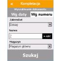 Manager Nexo Online - oprogramowanie obsługi kolektora danych dla Subiekt Nexo