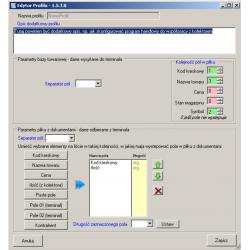 Novimag - oprogramowanie kolektora WinCE