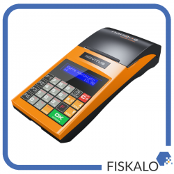 Kasa fiskalna NOVITUS Nano E Orange Edition Limited