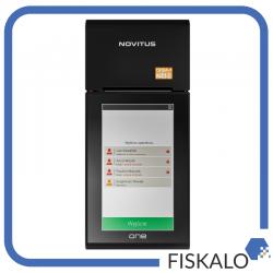 Kasa fiskalna NOVITUS ONE Online GSM 24M