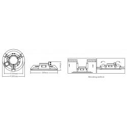 Głośnik ITC T-106