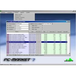PC-Market 7 wersja podstawowa jednostanowiskowa
