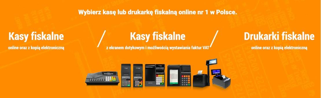 Kasy fiskalne online